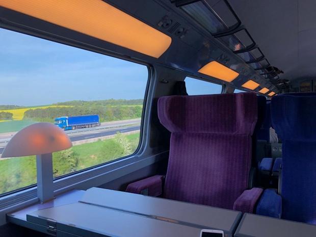 9 TGV sur 10 sont programmés sur les axes Sud-Est,  Atlantique, Nord et Est - Photo JDL