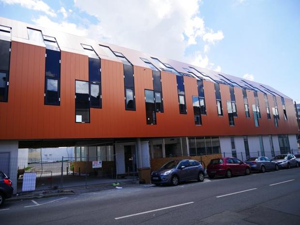 Le nouveau siège sera inauguré fin 2018 ou début 2019 au 26 rue Sadi Carnot à Cholet - DR : Richou Voyages