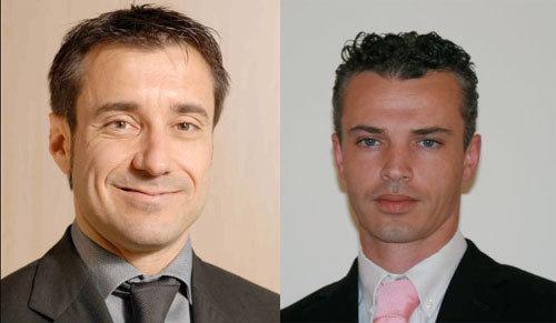 Marc Goetz et Nicolas de la Mettrie