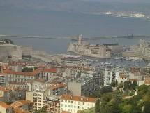 Marseille : Grève des transports en commun