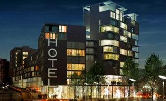 Starwood ouvre un premier hôtel Aloft en Europe
