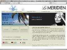 Le Méridien : réductions aux porteurs de carte American Express
