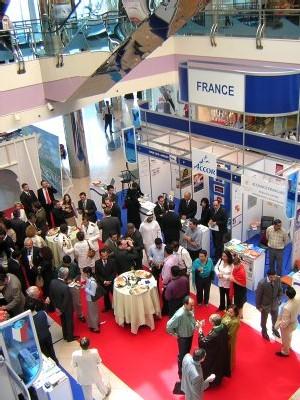 Plus de 10 000 professionnels sont attendus Porte de Versaille du 12 au 14 octobre par les 1 100 sociétés et 112  pays présents sur le salon.