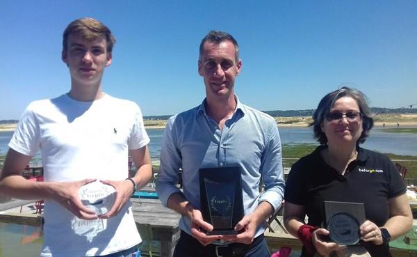 EdV, Gwiido remporte le Tourism Trophy - Crédit photo : Entreprises du Voyage