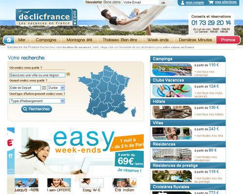 Declicfrance.com : le panier moyen en hausse de 17% cet été