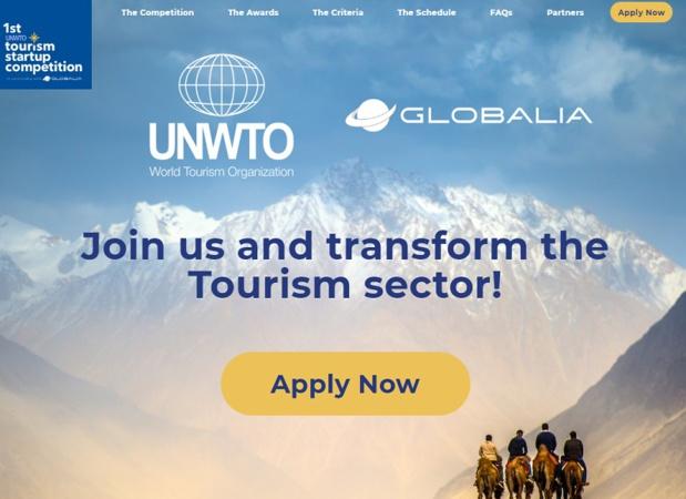 POur tout savoir du concours lancé par l'OMT connectez-vous à http://www.tourismstartups.org - DR
