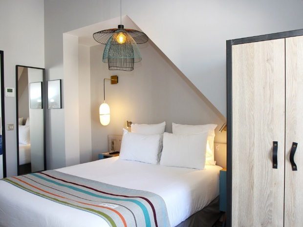 Best Western® Hotels & Resorts compte 32 chambres sur la thématique de l'auteur Marcel Aymé - DR