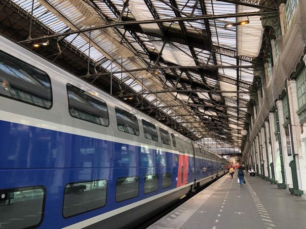 Ouverture à la concurrence SNCF : une partie des sondés semble avoir une vision erronée du sujet : b[un tiers des Français ne prend pas le train, et moins d'un Français sur deux sait quand le marché ferroviaire va être libéralisé - Photo JDL