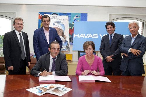 Distribution : Havas Voyages signe avec le Club Med
