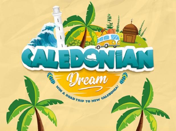 La Nouvelle-Calédonie invite au Caledonian Dream