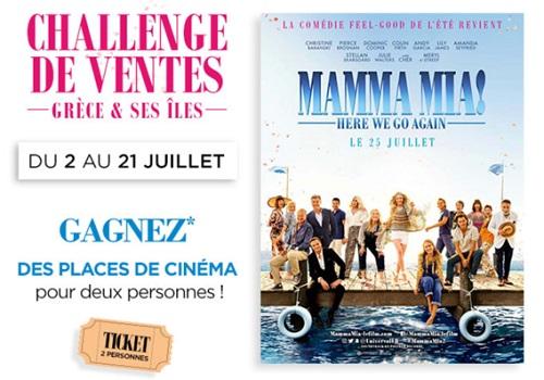 Héliades lance un challenge de ventes en partenariat avec Mamma Mia - DR