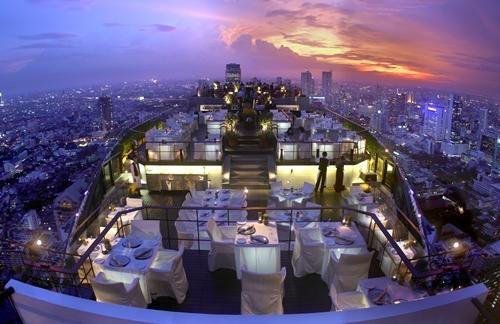 Banyan Tree Bangkok : tarifs spéciaux pros du tourisme