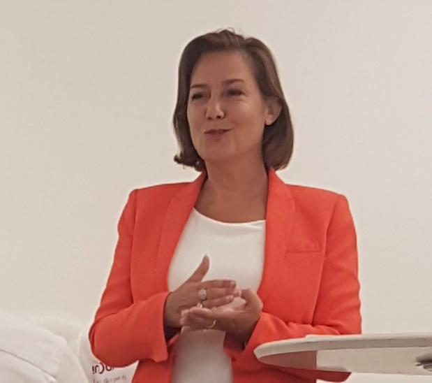 Rachel Picard directrice générale de Voyages SNCF - DR