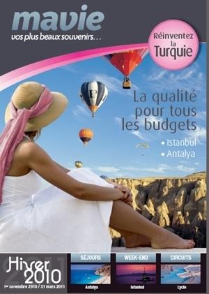 « Mavie » pour... 42 000 clients sur la Turquie dès 2011 !