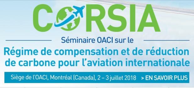 Corsia : mécanisme qui permettra à l'aviation internationale de compenser ses émissions de CO2 - DR