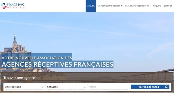 France DMC Alliance rassemble  20 agences réceptives françaises - Crédit photo : France DMC Alliance