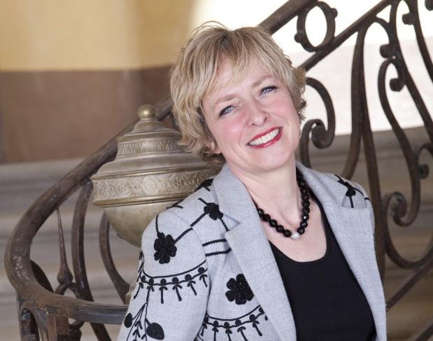 Madelijn Vervoord est la nouvelle directrice générale du futur InterContinental Lyon - Hotel Dieu - DR : IHR