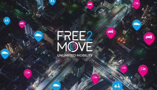 La marque Free2Move sera déployée à Paris au cours du dernier trimestre 2018 /crédit photo Peugeot