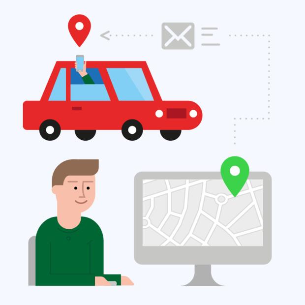 Sygic lance un planificateur d'itinéraire web - DR