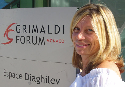 Grimaldi Forum Monaco : F. Rossi, nommée à la Direction Marketing et Ventes