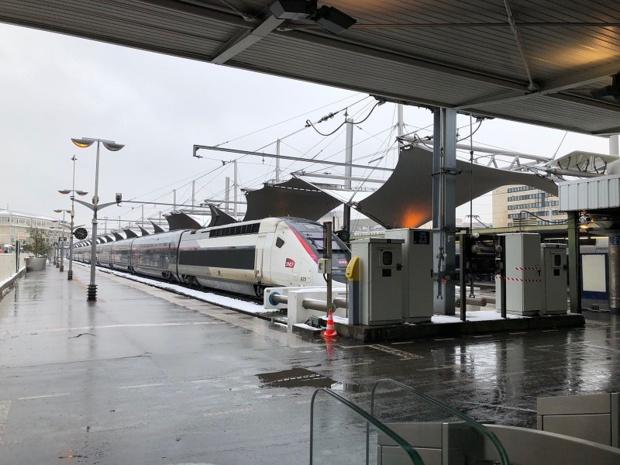 La SNCF prévoit 4 TGV sur 5 pour la journée du 6 juillet 2018 - DR