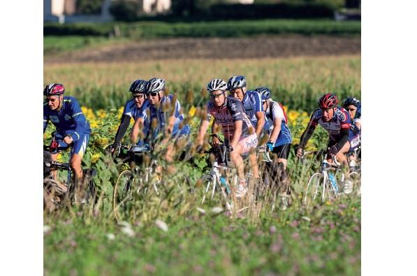 La Semaine fédérale de cyclotourisme fera découvrir les Vosges à 10 000 cyclistes - Crédit photo : FFVelo