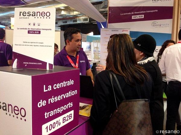 Resaneo enrichit son offre aérienne avec Amadeus - Crédit photo : Resaneo