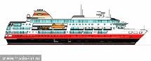 Un nouveau navire pour l'Hurtigruten