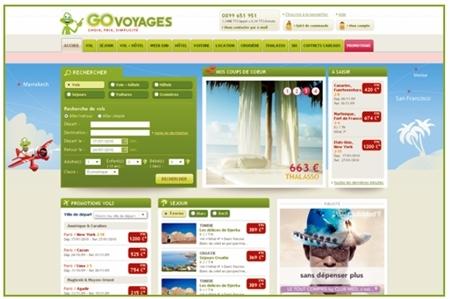 G0 Voyages : nouveau web en ligne d'ici la fin de l'année 2010