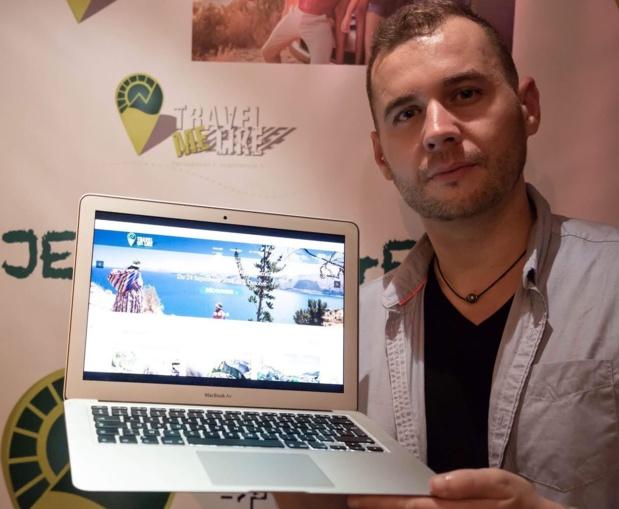 """Didier Zamora : """"J'aimerais vraiment remettre l'humain au centre du séjour, car il est là tout l'intérêt du voyage : une ouverture d'esprit et la découverte de nouvelles cultures"""" - Crédit photo : Travel Me Mike"""