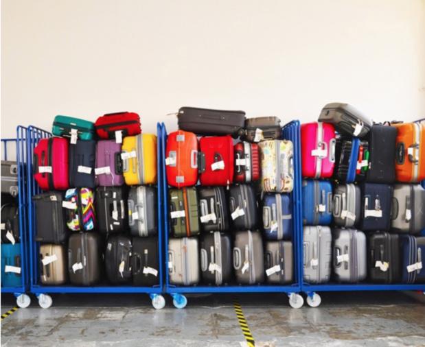 Avec 7 bagages perdus pour 1000, l'Europe est championne du monde en la matière - ©TPF1959 Pixabay