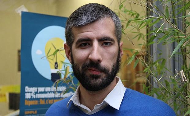 Grégory Dissoubray, responsable du service commercial professionnels prône un tourisme plus respectueux de l'environnement et apporte son soutient aux Palmes du Tourisme Durable
