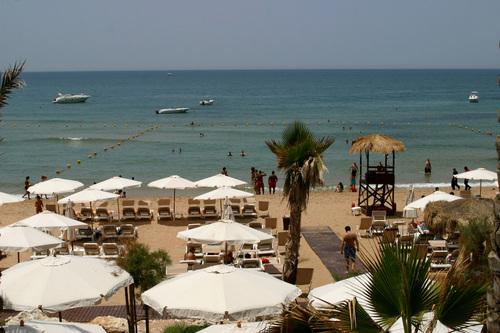 Une plage de Byblos