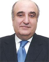 Fadi Abboud, le ministre du Tourisme libanais