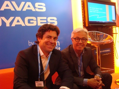 Gilles Delaruelle et Michel Dinh