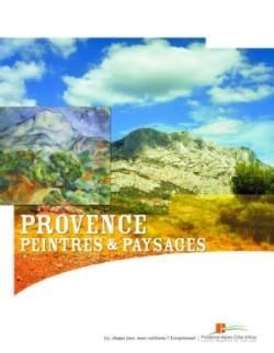 Design JF Lebossé, CRT Paca/Photo Saint-Victoire copyright P.Leroux. Cézanne, Montagne Saint Victoire