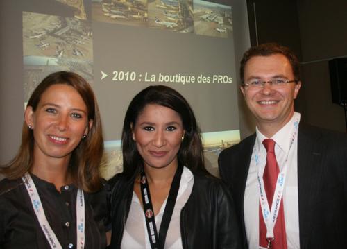 Marseille Provence ouvre la «Boutique des Pros»