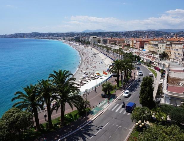 A Nice, la grâce de la Promenade des Anglais et du Vieux Nice ne souffre aucune entorse - DR : Pixabay