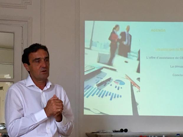 Cédric Baudon, du cabinet de conseil Baudon Nortier Consulting, va accompagner l'entrée en conformité des agences membres du Cediv avec le RGPD - C.L.