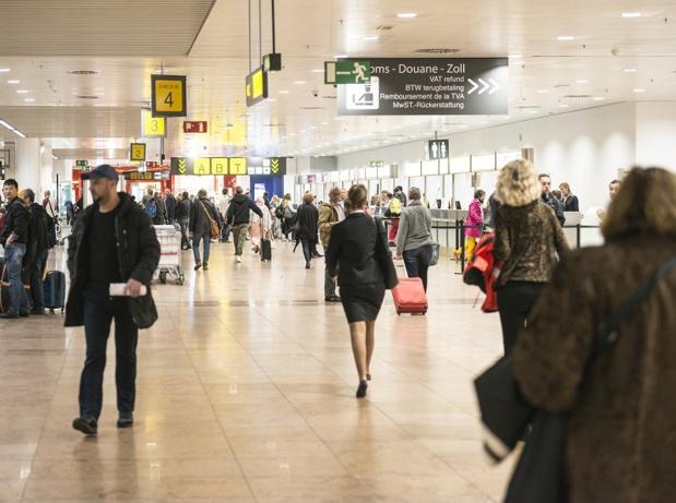 Après les attentats qui ont touché Bruxelles, notamment l'aéroport, Me Sprecher a passé les deux semaines suivantes à assister les professionnels du tourisme belges dans la prise en charge de leurs clients - DR : Brussels Airport