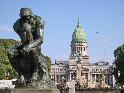 La capitale argentine s'affiche résolument gay friendly - DR