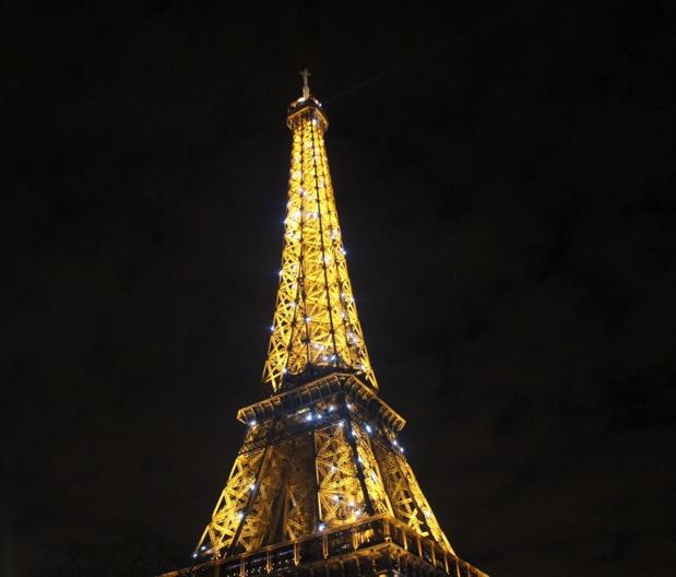 Le 14 et le 15 juillet 2018, la tour Eiffel sera fermée - DR CE