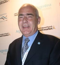 Argentine : Enrique Meyer, un ministre du tourisme visionnaire