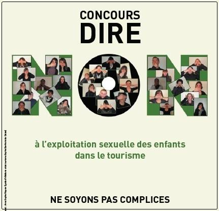 « Dire non  ! » à l'exploitation sexuelle des enfants dans le tourisme