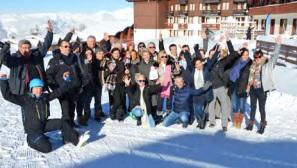 Les 14èmes Rencontres Climat Météo Montagne, les 14 et 15 décembre 2018 aux Menuires - DR