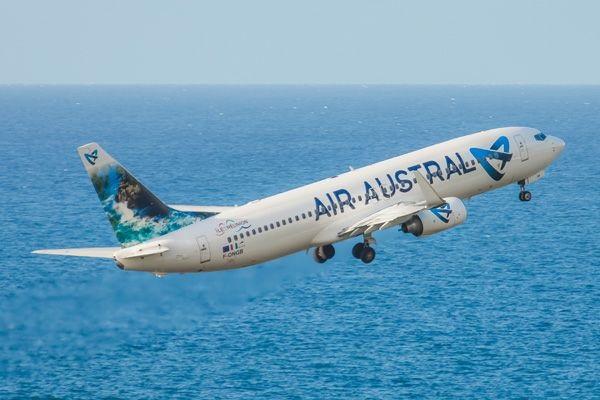 Air Austral, un chiffre d'affaires en hausse, un résultat net en baisse - Crédit photo : Air Austral