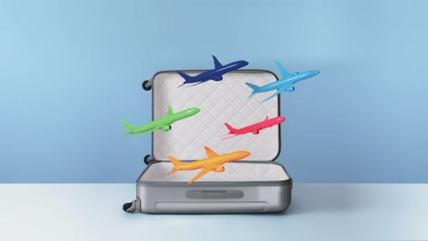 BlueBiz est le programme de fidélité pour les PME, PMI déployé par Air France - DR BlueBiz
