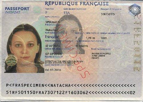 Les agents de voyages devront avoir un nouveau réflexe :  faire figurer le nom de jeune fille, (nom figurant toute sa vie sur son passeport) sur le billet d'avion  d'une femme mariée se rendant aux Etats-Unis
