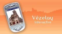 Visualiser via le PDA les informations touristiques de Vézelay