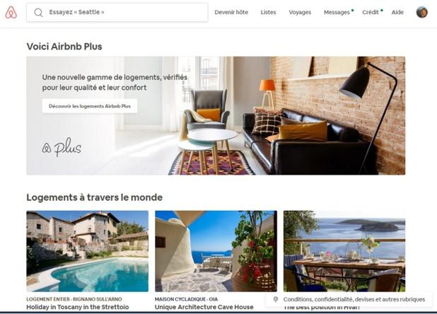Airbnb doit se mettre en conformité avec les règles européennes - DR